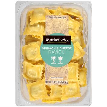 Marketside™ Spinach & Cheese Ravioli 21 oz. Pack