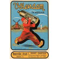 Buyenlarge 'Volendam Schiedam' Photographic Print Size: 66