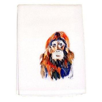 Betsy Drake Interiors Santa's Face Hand Towel