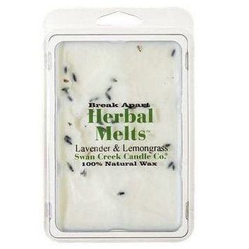 Swan Creek Candle Company Drizzle Melts Scented Melting Wax - Lavender and Lemongrass