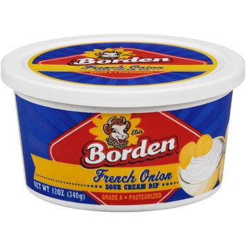 Borden® French Onion Sour Cream Dip 12 oz. Tub