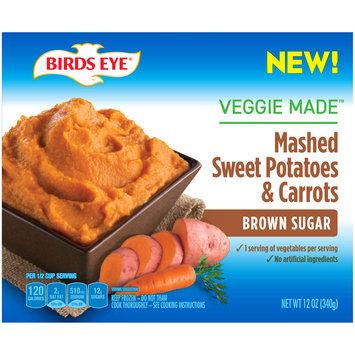 Birds Eye® Brown Sugar Mashed Sweet Potatoes & Carrots 12 oz. Box