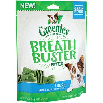 Greenies™ Breath Buster™ Bites Fresh Dog Treats 5.5 oz. Bag