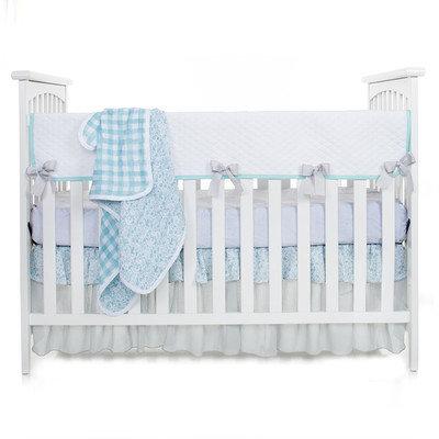 Glenna Jean Willow 3 Piece Crib Bedding Set