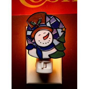 Cosmosgifts Snowman Plug-In Night Light
