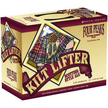 Kilt Lifter® Scottish Style Ale 12-12 fl. oz. Cans