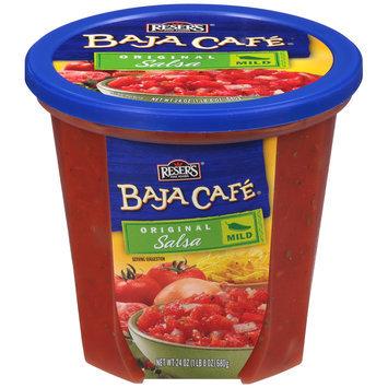 Reser's® Baja Cafe® Mild Original Salsa 24 oz. Tub