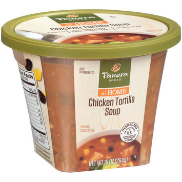 Panera Bread® at Home Chicken Tortilla Soup 10 oz. Microwave Bowl