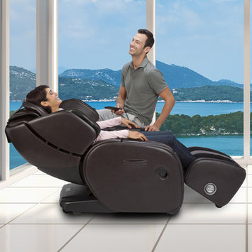 Human Touch AcuTouch 6.0 Reclining Massage Chair Color: Espresso