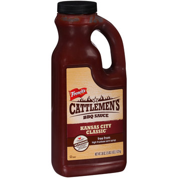 French's® Cattlemen's® Kansas City Classic® BBQ Sauce 38 oz. Bottle