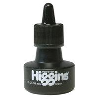 Higgins Waterproof Color Drawing Inks (Set of 3) Color: Green