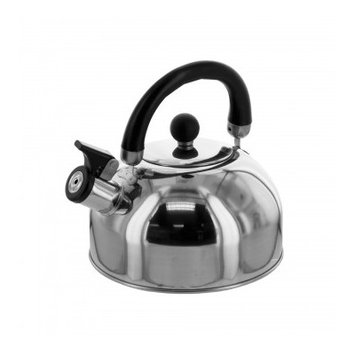 Koleimports Whistling Stainless Steel Tea Kettle