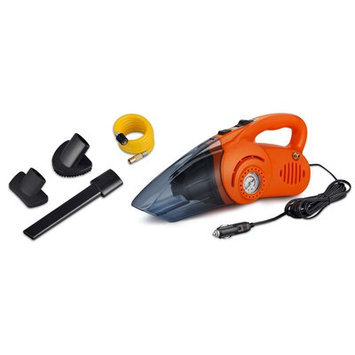 American Builder Auto 2 in1 Handheld Vacuum with Air Compressor