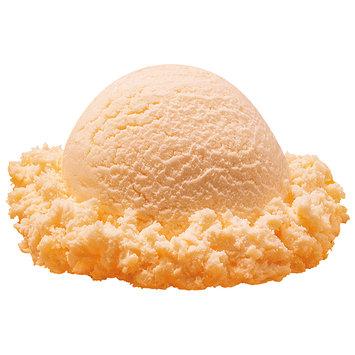 Sysco Wholesome Farms Imperial Orange Sherbet Ice Cream 3 gal. Tub