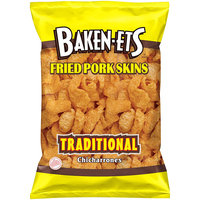 Baken-ets® Traditional Chicharrones Fried Pork Skins 6.25 oz. Bag