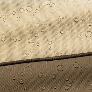 Classic Car Accessories Classic Accessories 55-783-011501-00 Veranda Park Style Charcoal Grill Cover, Pebble