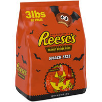 Reese's Halloween Snack Size Peanut Butter Cups