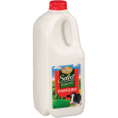 Kemps® Select Vitamin D Milk 0.5 gal. Jug