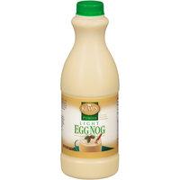 Kemps® Premium Light Egg Nog 1 qt. Plastic Bottle