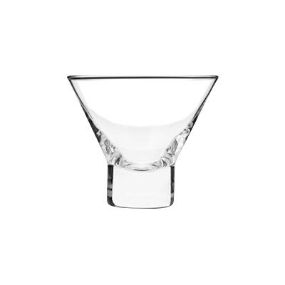 Raye Stemless 7.5 oz. Martini Glass