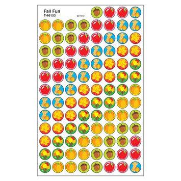 Trend Enterprises Superspots Stickers Fall Fun