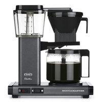 Moccamaster KBG Coffee Maker Color: Stone Grey