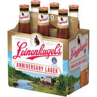 Leinenkugel's® Anniversary Lager Beer 6–12 fl. oz. Bottles