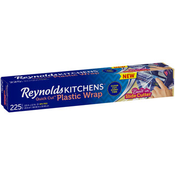 Reynolds Kitchens™ Quick Cut™ Plastic Wrap 225 sq. ft. Box