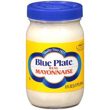 Blue Plate® Real Mayonnaise 8 fl. oz. Jar