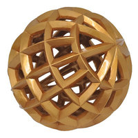 Three Hands 26763 Resin Orb - Copper