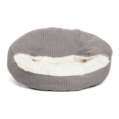 Best Friends By Sheri Cozy Dog Bolster Size: Medium (26
