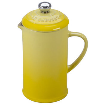 Le Creuset Petite French Press Color: Soleil