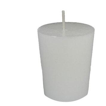 Red Barrel Studio 4 Piece Essential Decor & Beyond Votive Unscented Candle set Color: White