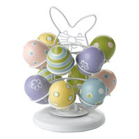 The Holiday Aisle Easter Egg Carousel