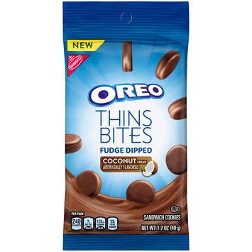 Oreo Thins Bites Fudge Dipped Coconut Creme