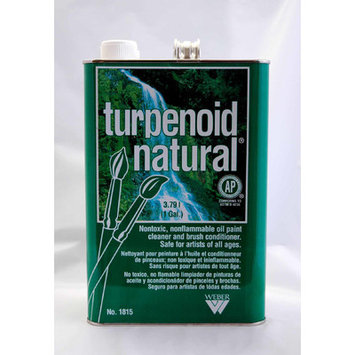 Martin/F. Weber Turpenoid Natural gallon can