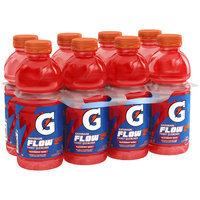 Gatorade® Flow™ Thirst Quencher Smooth Finish Blackberry Wave Sports Drink 8-20 fl. oz. Bottles