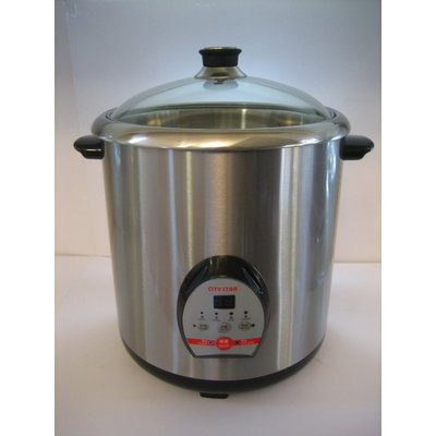 City St Micro-Computerized Electric Cooker