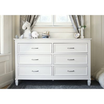Million Dollar Baby Classic Darlington 6 Drawer Dresser