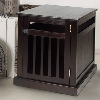 Wildon Home Chappy Wood Slats Pet Crate