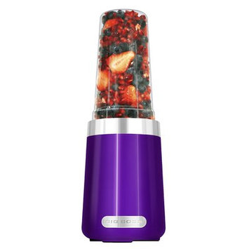 Big Boss Powerful and Professional Countertop Blender Color: Purple