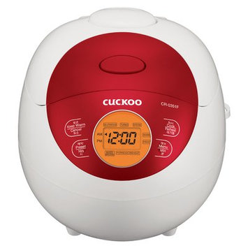 Cuckoo Electronics Cuckoo CR-0351F 3 Cups Electric Heating Rice Cooker