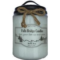Fallsbridgecandles Freesia Breeze Jar Candle Size: 6.5