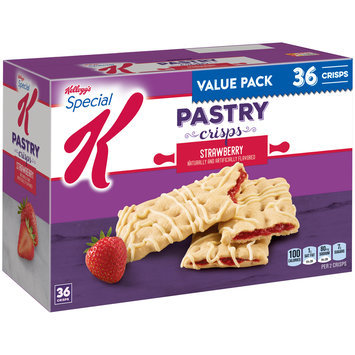 Kellogg's® Special K® Strawberry Pastry Crisps 36-2 ct Bars