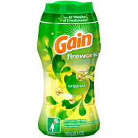 Gain® Fireworks™ Original In-Wash Scent Booster 6.4 oz. Plastic Bottle
