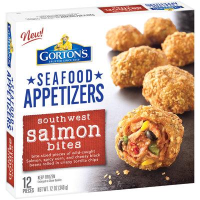 Gorton's® Seafood Appetizers Southwest Salmon Bites 12 oz. Box