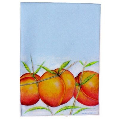Betsy Drake Interiors Peaches Hand Towel