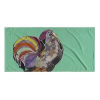 Kavka BBQ Beach Towel
