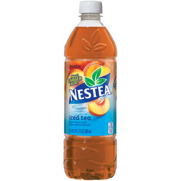 NESTEA Peach Tea 23 fl. oz. Plastic Bottle