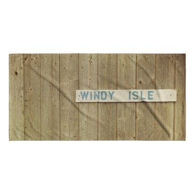Kavka Windy Isle Beach Towel